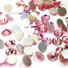 Swarovski 2058 crystal flatback No-Hotfix rhinestones 144 pcs LIGHT ROSE (223)