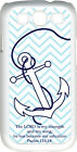 Chevron Faith Anchor with Bible Verse Psalm 118:14 Samsung Galaxy S3 Case Cover