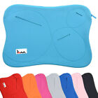 "JAM Neoprene Padded Fabric Laptop Sleeve 13"" 15"" 17"" MacBook Zip Case Pouches"