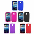 For Pantech Discover P9090 Silicone Case Gel Rubber Cover Accessory
