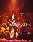 Jeff Beck Photo 11x14 Limited Edition Print 1973 signed by photog Marty Temme