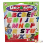 Colourful Magnetic Numbers Alphabet Letters Fridge Magnet Baby Educational Toy
