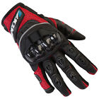 SPADA MX-AIR HEAVY DUTY MESH NEOPRENE SHORT STREET MOTOCROSS MOTORCYCLE GLOVES