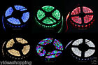 5M 5050 Non-Waterproof Flexible Strip 300/150 SMD Colors LED Light Lamp Single