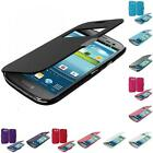 Wallet Magnetic Case Color Hard Folio Pouch Cover for Samsung Galaxy S3 S III