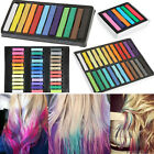 Easy Temporary Colors Non-toxic Hair Chalk Dye Soft Hair Pastels Kit DIY Salon