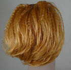 SAM SUNG IMEX blonde/brown/auburn/tipped Pony Tail waffle hair wig,# kangaroo-S