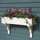 Lazy Hill Farm Designs Sunrise Window Box Planters (2 Brackets)