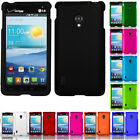 For Verizon LG Lucid 2 VS870 Rubberized HARD Case Snap On Phone Cover accessory