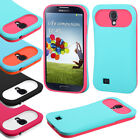 For Samsung Galaxy S4 S IV TPU Candy HYBRID GLOW Case Phone Cover Accessory