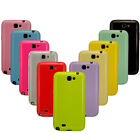 Soft Jelly TPU Back Case Cover Shell Skin for Samsung Galaxy Note 2 II N7100