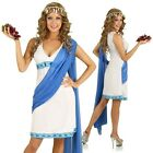 Adult Greek Goddess Costume Mythology Fancy Dress Halloween Toga Party Outfit