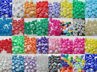 50 - 13 mm Star Pony Beads - Color Choice