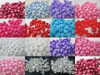 50 - 10 x 12 mm Heart Pony Beads - Color Choice