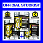 CELLUCOR C4 EXTREME - 30 SERVINGS x 3 - PRE WORKOUT + SHAKER