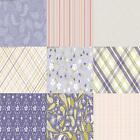 Chatterbox Patterned Paper ~ Double-Sided ~ 2 SHEETS