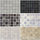 Quality Tile Effect Vinyl Flooring Roll CHEAP,  Kitchen Bathroom Lino 2m & 4m