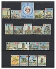 Isle of Man - 1978 Landmarks definitive set - F/U - SG 111/28