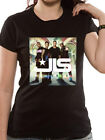 Official JLS (Jukebox) Women's Fitted T-shirt - All sizes