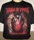 Cradle Of Filth Cruelty & The Beast T-Shirt Size S M L XL 2XL 3XL Metal Band new