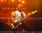 Mike Dirnt Green Day 11x14 Large Size Concert Photo by Marty Temme 1B Fender