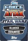 Star Wars Force Attax Movies Series 1 *Choose Your Base Common Card* 001-38