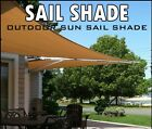 NEW MTN 16.5'x116.5' RECTANGLE SQUARE SUN SAIL SHADE CANOPY TOP COVER