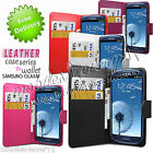 Accessories For The Samsung Galaxy S4 Mini i9190 PU Leather Wallet Case Cover