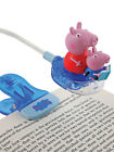PEPPA PIG READING BOOK LIGHT LAMP NEW BOOKLIGHT OFFICIAL