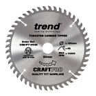 Trend CSB/16048 Fine 48 Tooth Blade for Festool TS55 R Plunge Saw 160mm