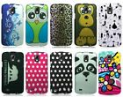 For Samsung Galaxy S 4 Active i537 At&t Cool Design hard Cover Case Accessory