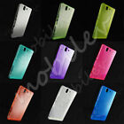 LOT OF TPU Silicone Gel Phone Case Soft Skin Cover for SONY XPERIA Z L36h C6603