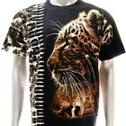 b89 Survivor T-shirt M L XL XXL SPECIAL Tattoo STUD Skull Tiger Cheetah Wild Men