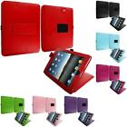 For iPad 1st Gen 1 Leather Flip Color Case Cover Folio Flip Pouch with Stand
