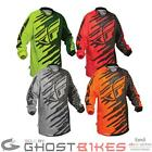 FLY RACING 2014 KINETIC SHOCK TOP MX ENDURO RACE SHIRT OFF ROAD MOTOCROSS JERSEY