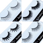 10Pairs Natural Long Self-adhensive False Eyelashes Eye Lash Makeup Thick Volume