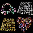 Wholesale Lot Lower Case alphabet letter Craft Foam 3D Self Adhesive Stickers