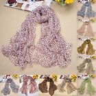 Sexy Leopard Chiffon Women Shawl Sun Block Scarf Scarves Wrap Stole 10 Colors