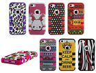 Tuff Design Hard Cover Soft Case Accessory For iPhone 5C
