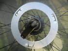 Bike Wheel Spoke Protector Guard Disc Cassette Type for 70mm Large Flange Hubs