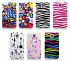 For Samsung Galaxy Note 3 III N9000 Cover Design Hard Snap On Protective Case
