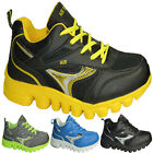 MENS RUNNING AIR SHOCK TRAINERS CASUAL LACE UP RUNNING GYM WALKING SPORTS SHOES