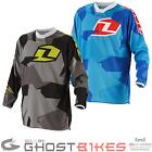 ONE INDUSTRIES 2014 YOUTH ATOM CAMOTO MX ENDURO MTB JUNIOR KIDS MOTOCROSS JERSEY