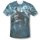 Batman Stormy Knight Official DC Comics Sublimation ALL OVER Vintage T-shirt top