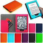 All-New Kindle Paperwhite Slim Leather Case Cover with Magnetic Wake/Sleep
