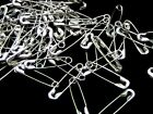 19mm Antique Silver Safety Pins Jewellery Costume Tools Craft Dressmaking Sewing