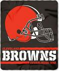 New Northwest NFL Teams New Logo Large Soft Fleece Throw Blanket 50&quot; X 60&quot; <br/> #1 Selling NFL Throw, Over 15000 Sold !!, Fast Shipping