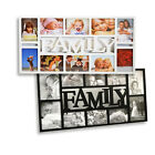 "Bilderrahmen Family, Couple, Herz etc"" Fotorahmen Fotogalerie Collage ""Antik,"