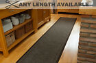 Durable Slip Resistant Rubber Back Long Brown Runner Kitchen Mat Price Per Foot