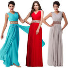 New Long Party Gown Prom Ball Evening cocktail Bridesmaids Bridal Wedding Dress